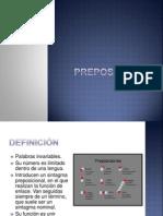 Preposiciones i