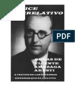 Vicente Amezaga Aresti-Total Obras Publicadas y No Publicadas