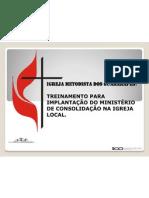 1 - CAPACITAÇÃO DO MINISTERIO DE CONSOLIDAÇÃO - versão 5.1