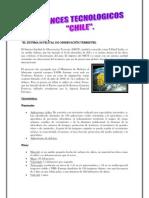 AVANCES TECNOLOGICOS EN CHILE