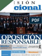 Visión Nacional Edicion. 002 Año. 2012