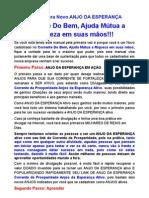 Manual Anjo Da Esperanca