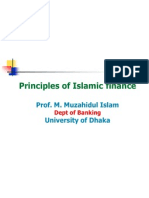 Principles of Islamic Finance