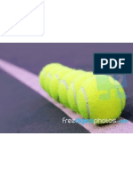 The Coefficient Of Friction Of Pete Sampras