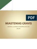 Miastenias Gravis