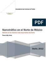 Trabajo Final. La Historia de los Carteles mas importantes del norte de México