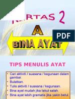 Penulisan Bhg.'a'