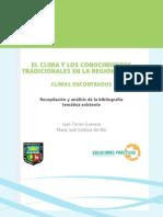 El Clima y Los Conocimientos Tradicionales