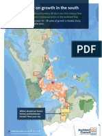 Southern Rural Urban Boundary - Consultation document