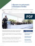 18-11-12 econsulta- Encabeza Gali discurso en aniversario luctuoso de los Hermanos Serdán