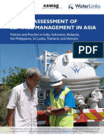 A RAPID ASSESSMENT OF SEPTAGE MANAGEMENT IN ASIA Policies and Practices in India, Indonesia, Malaysia, the Philippines, Sri Lanka, Thailand, and Vietnam