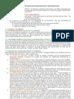 UNIDAD 6. METAFÍSICAS ESPIRITUALISTAS Y MATERIALISTAS.