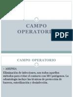 Campo Operatorio (2)