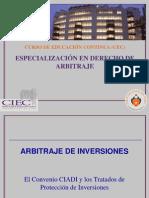 Arbitraje CCL