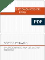 Sectores Economicos en El Perc3ba