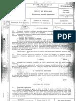 STAS 1913-3-76. Determinarea Densitatii Pamanturilor
