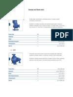 KSB Pumps _Sewage & Waste Water