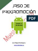 Muestra curso programación Android [v 1.0] [25-08-2012] [www.inforjmr.es]