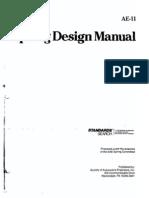 SAE Spring Design Manual