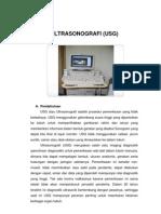 Ultrasonografi (Usg)