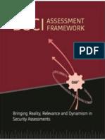 DSCI Assesment Framework (DAF)