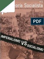 Teoria Socialista Numero 5 - Socialismo vs Imperialismo