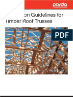 Roof Truss Installation Guide
