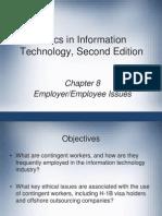 MELJUN CORTES Ethics Employer Employee Issues