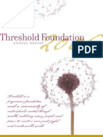 Threshold 2006 Annual Report