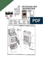 Univa Arthur Martin_ Maintenance and Instructions