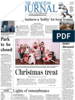 The Abington Journal 11-21-2012