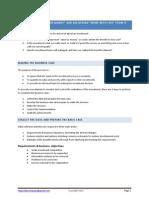 Establishing Value for Money - A Benefits Assessment Methodology November 2012