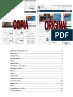 Web alternativa al Senado de España desarrollada Open Source