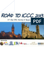 Invitation for Indonesia National Selection ICCC 2013