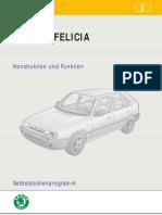 005 Skoda Felicia d