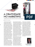 A criatividade no Marketing