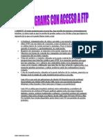 Acceso Ftp