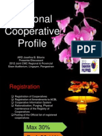 Regional Cooperative Profile