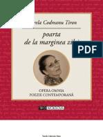 Tiron Viorela - Poarta de La Marginea Zile- Cu COPERTEi