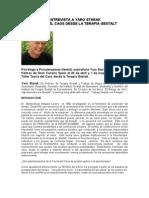Entrevista Teoria Del Caos y Terapia Gestalt.elaborada