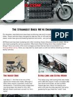 Off-Road Strangest Bikes