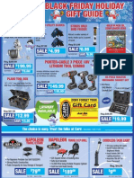 Carr Hardware Holiday Sales Flyer
