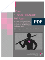 When Things Fall Apart Fell Apart
