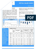 121121 Retail Sales Index September 2012