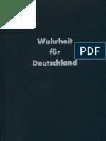 WalendyUdo WahrheitFuerDeutschland DieSchuldfrageDesZweitenWeltkrieges1965534S.scan Text