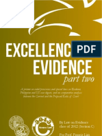 3C Evidence Part 2