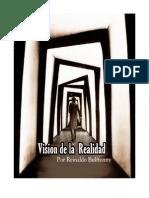 Libro Vision de La Realidad-Reinaldo Bulffonny(Tomo 1)
