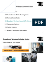 2-2 Overview of Wireless Communication Systems Pt 2 3nd Version