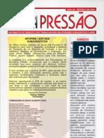 Jornal Alta Pressão nº.61 - Setembro e Outubro de 2012