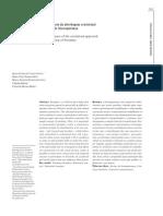 Pereira et al 2012 A importância da abordagem contextual do ensino de biossegurança